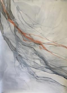 Watercolour and graphite 2019